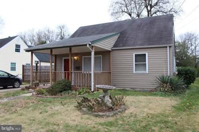 159 Old Centreville Road, Manassas Park, VA 20111 - #: 1008353580