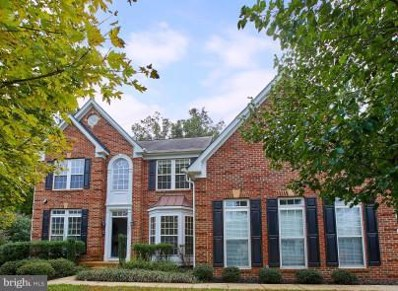 11401 Branch Court, Fredericksburg, VA 22408 - MLS#: 1008353634