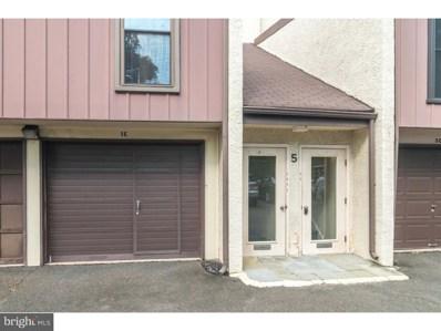 233 Township Line Road UNIT 5E, Elkins Park, PA 19001 - MLS#: 1008353830