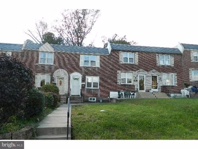 5346 Delmar Drive, Clifton Heights, PA 19018 - #: 1008354206