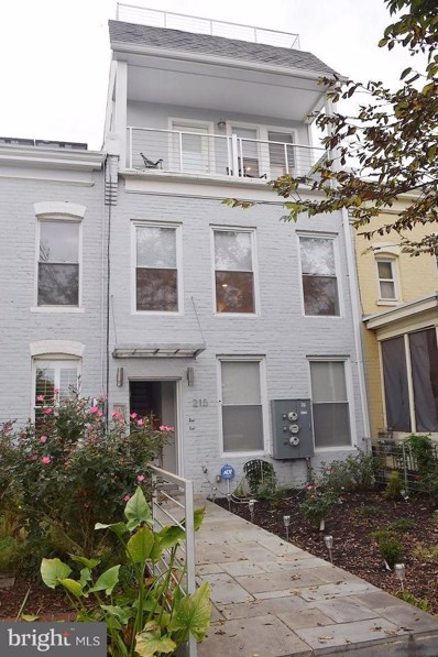 215 17TH Street SE UNIT 2, Washington, DC 20003 - #: 1008354296