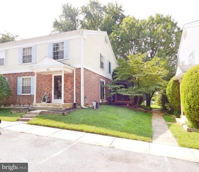 33 Falls Chapel Way UNIT A, Reisterstown, MD 21136 - MLS#: 1008354454