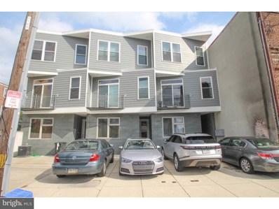 633 N 13TH Street UNIT A, Philadelphia, PA 19123 - MLS#: 1008354792