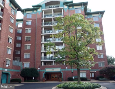 505 Braddock Road UNIT 206, Alexandria, VA 22314 - MLS#: 1008355224