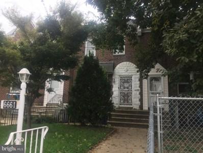 6661 Erdrick Street, Philadelphia, PA 19135 - #: 1008355434