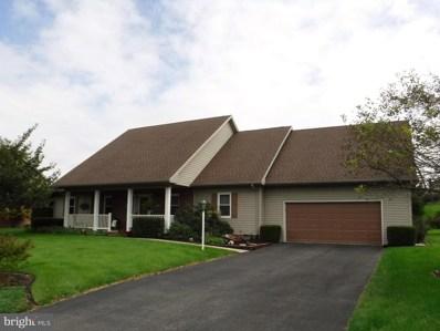 678 Kittatinny Drive, Chambersburg, PA 17202 - #: 1008355600
