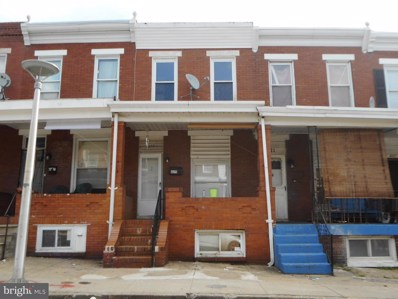 625 Robinson Street N, Baltimore, MD 21205 - #: 1008356280