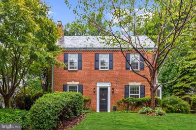 4100 Blackthorn Street, Chevy Chase, MD 20815 - #: 1008356512