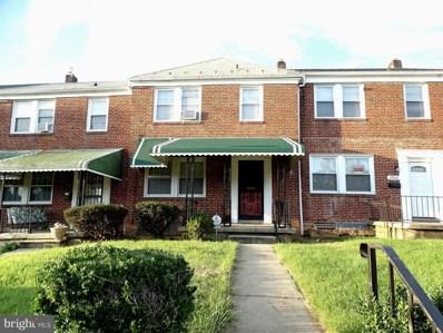 3960 Penhurst Avenue, Baltimore, MD 21215 - #: 1008356566