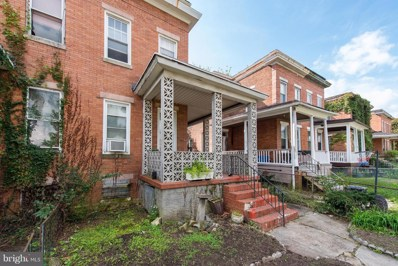 2803 Mosher Street, Baltimore, MD 21216 - MLS#: 1008356702