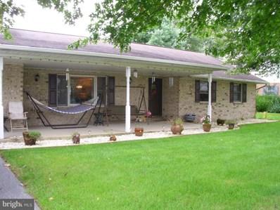 506 Starr Avenue, Chambersburg, PA 17202 - MLS#: 1008356776