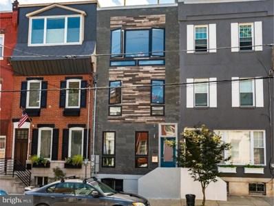 2232 Catharine Street UNIT 1, Philadelphia, PA 19146 - MLS#: 1008356928