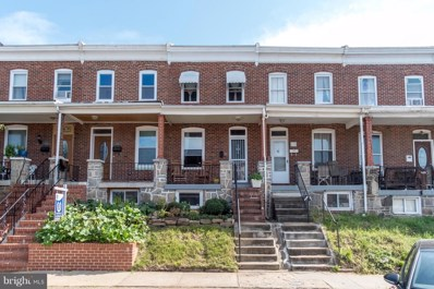 633 Oldham Street, Baltimore, MD 21224 - #: 1008357528