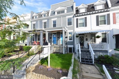 158 Todd Place NE UNIT 1, Washington, DC 20002 - MLS#: 1008357646