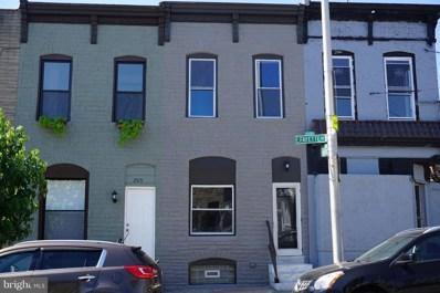 2513 Fayette Street, Baltimore, MD 21224 - #: 1008357656