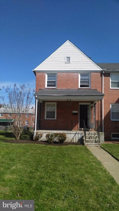 1332 Stonewood Road, Baltimore, MD 21239 - #: 1008361128