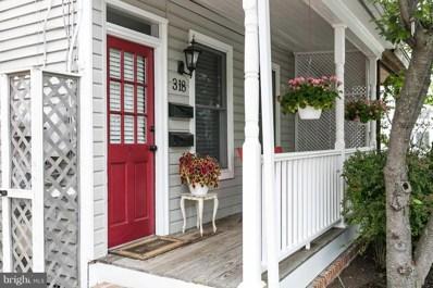 318 Chesapeake Avenue, Annapolis, MD 21403 - MLS#: 1008361310