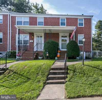 1821 Darrich Drive, Baltimore, MD 21234 - #: 1008361384