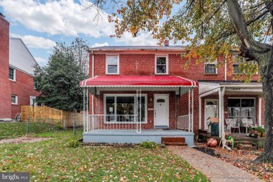1147 E Northern Parkway, Baltimore, MD 21239 - MLS#: 1008361630