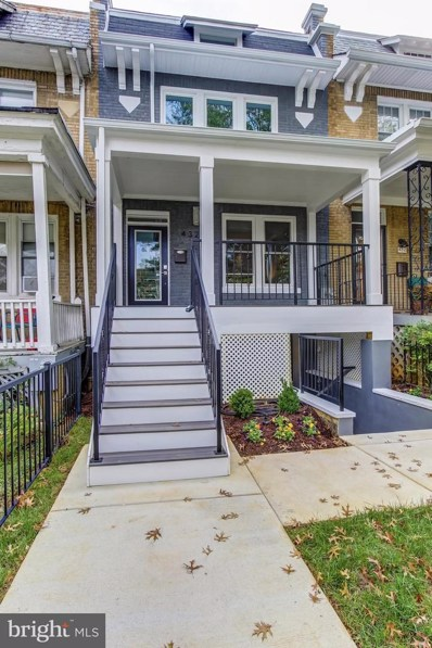 4323 3RD Street NW, Washington, DC 20011 - #: 1008361804
