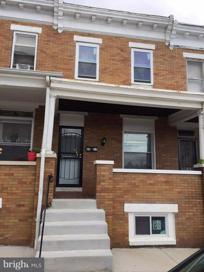 2712 Oliver Street, Baltimore, MD 21213 - MLS#: 1008361936