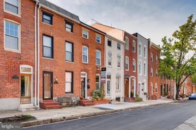 1528 Riverside Avenue, Baltimore, MD 21230 - MLS#: 1008362138