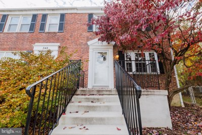 246 East Medwick Garth, Baltimore, MD 21228 - MLS#: 1008362736