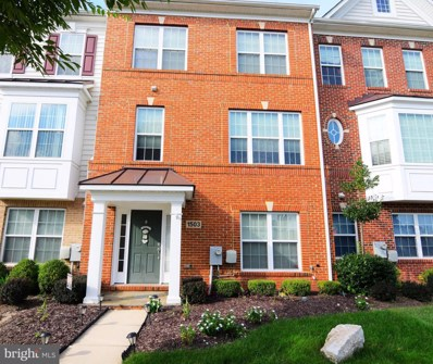 1503 Hideaway Place, Silver Spring, MD 20906 - #: 1008362748