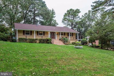 3314 Rose Lane, Falls Church, VA 22042 - #: 1008362930