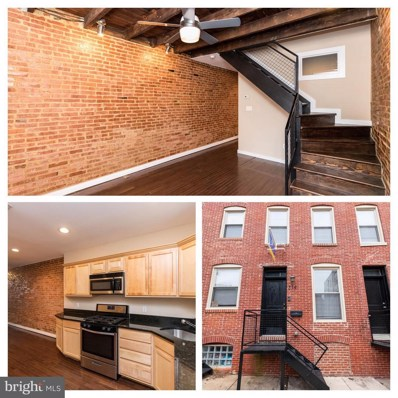 314 28TH Street W, Baltimore, MD 21211 - MLS#: 1008440674