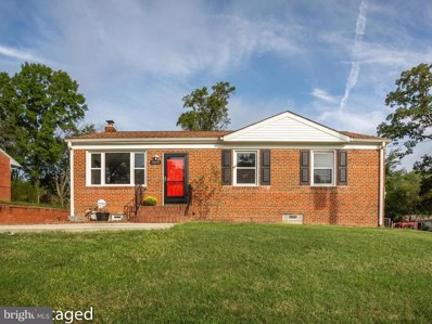 8108 Dogwood Lane, District Heights, MD 20747 - MLS#: 1008593232