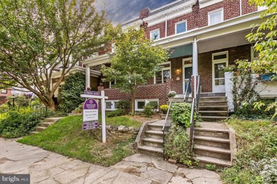 3308 Gilman Terrace, Baltimore, MD 21211 - MLS#: 1008613050