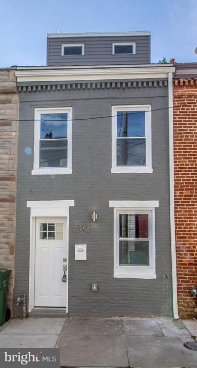 304 Duncan Street, Baltimore, MD 21231 - MLS#: 1008674502