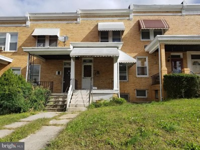 4114 Eierman Avenue, Baltimore, MD 21206 - MLS#: 1008725282