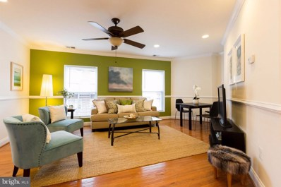 609 Newton Place NW UNIT B, Washington, DC 20010 - #: 1008787244
