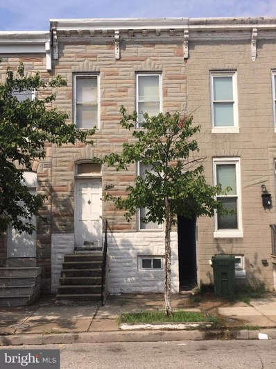 422 N Patterson Park Avenue, Baltimore, MD 21231 - MLS#: 1008892242