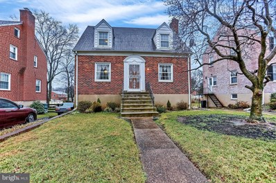 3815 Oak Avenue, Baltimore, MD 21207 - MLS#: 1009078638