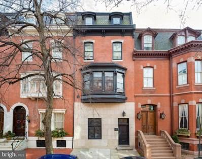 2034 Delancey Street, Philadelphia, PA 19103 - MLS#: 1009096660