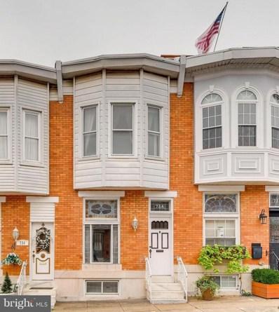 734 Potomac Street, Baltimore, MD 21224 - MLS#: 1009114926