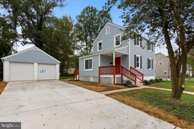 7009 Taylor Street, Hyattsville, MD 20784 - MLS#: 1009144948
