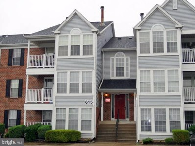 615 Himes Avenue UNIT 110, Frederick, MD 21703 - MLS#: 1009161670