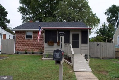 11 Bunche Street, Annapolis, MD 21401 - #: 1009162382