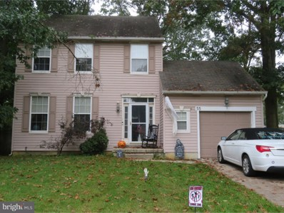 55 Brearly Drive, Sicklerville, NJ 08081 - #: 1009175316