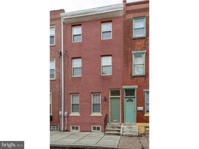 766 S Marvine Street, Philadelphia, PA 19147 - #: 1009187702
