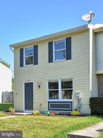 108 Savannah Court, Walkersville, MD 21793 - MLS#: 1009192050