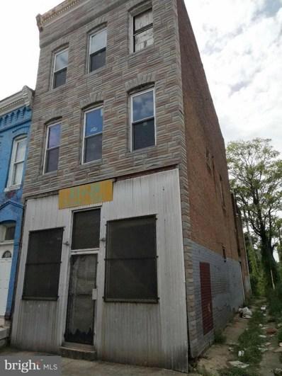 2452 Druid Hill Avenue, Baltimore, MD 21217 - #: 1009227748
