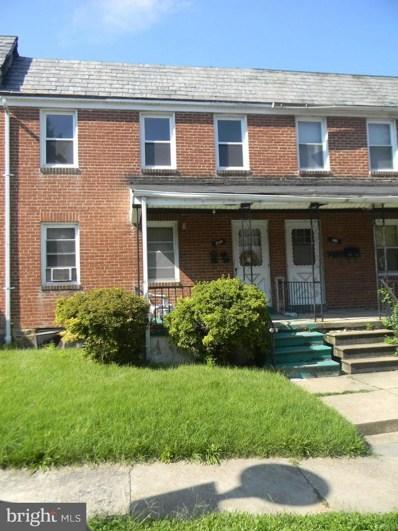 210 Culver Street, Baltimore, MD 21229 - #: 1009229138