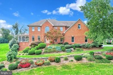 1786 Country Manor Drive, York, PA 17408 - #: 1009236296