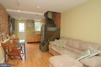 1812 Lancaster Street, Baltimore, MD 21231 - #: 1009254926