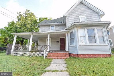 107 Cherry Street UNIT A, Salisbury, MD 21801 - MLS#: 1009273490